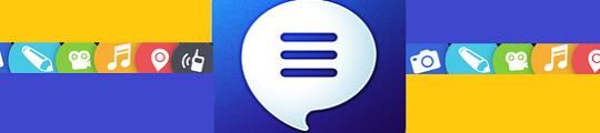 MessageMe: gratis chatten op je iPhone met video's en foto's