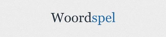 Woordspel app: nieuw gezelschapsspel voor de iPhone