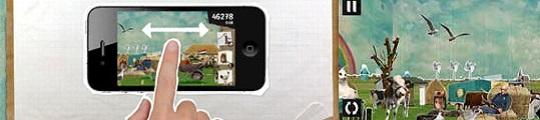 Spelletje Man bijt hond zoekertje voor de iPhone gelanceerd