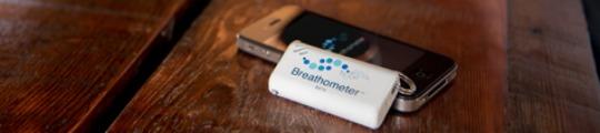 Breathometer: handige blaastest voor je iPhone