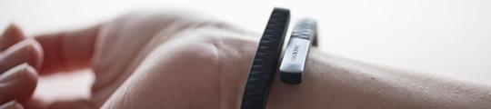 Fitnesstracker Jawbone Up nu in Nederland te koop