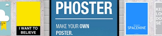 Phoster app gratis op je iPhone als App van de Week