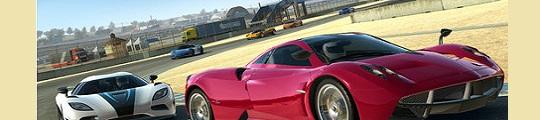 Beleef een unieke race-ervaring met Real Racing 3 op je iPhone