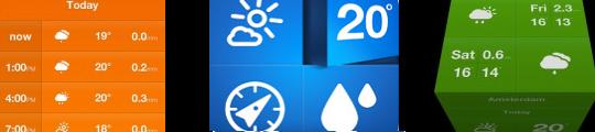 Weathercube app gratis op je iPhone als App van de Week