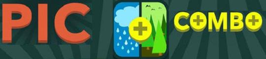 Speel het nieuwe woordspel Pic Combo op je iPhone