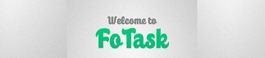FoTask app voor de iPhone laat je foto's maken met wedstrijdelement