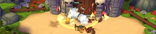 Gratis game Royal Revolt op nummer 1 in App Store