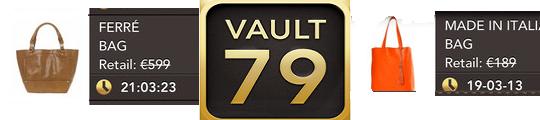Bied mee op luxe merkitems met de Vault79 app op je iPhone