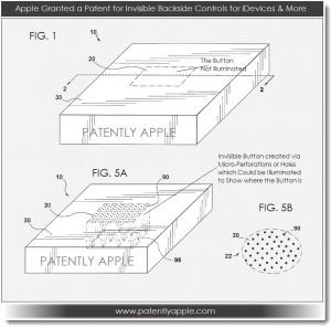 Patent iPhone 6