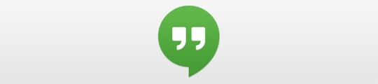 Google Hangouts: WhatsApp-concurrent met clean design