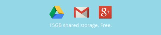 Google voegt opslagruimte clouddiensten samen
