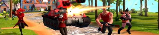 Blitz Brigade: nieuw multiplayer-schietspel van Gameloft