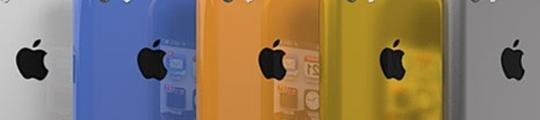'Apple test nieuwe iPhones in verschillende kleuren'