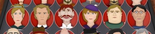 GuessMe: geinig Wie Ben Ik-spel voor iPhone