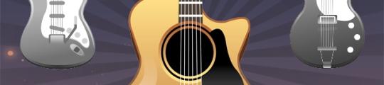 Guitars! by Smule: akoestische muziek begeleiden op je iPhone