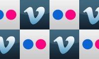 Mogelijk Flickr- en Vimeo-integratie in iOS 7