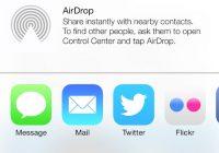 'iOS 7 maakt delen tussen iPhones makkelijker'