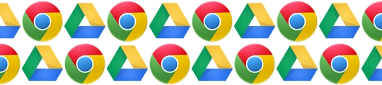 Google Chrome en Drive voor iPhone vernieuwd