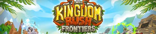 Kingdom Rush Frontiers update uitgebracht