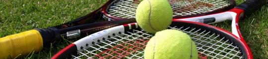 Motion tennis app: tennissen voor je tv