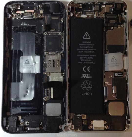iPhone 5S foto's