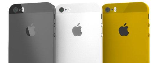 Nieuwe foto's iPhone 5S opgedoken