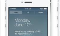 iOS 7 in beeld en beweging met Vine
