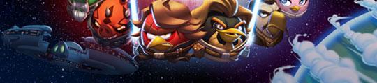 Rovio kondigt Angry Birds Star Wars 2 aan