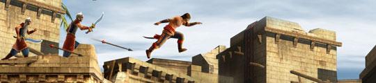 Nieuwe Prince of Persia iOS game verschenen