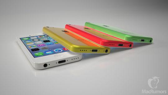 iPhone 5C verkoop