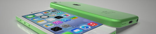 Foto's concept goedkope iPhone verschenen