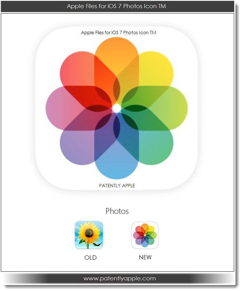 iOS 7 app iconen