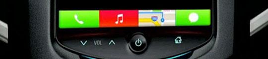 iOS in de auto krijgt usb- en wifi-streaming