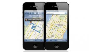 maps apple Locatiedienst Locationary overgekocht door Apple