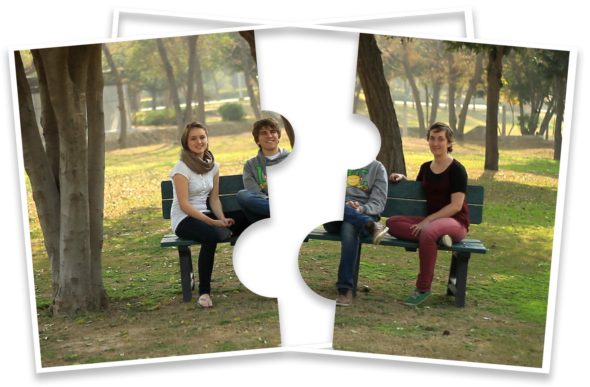 iPhone groepsfoto's