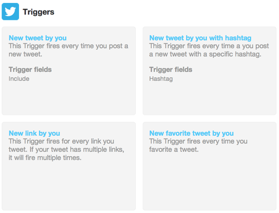 twitter triggers