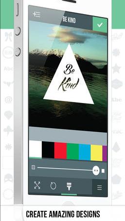 ontwerp app