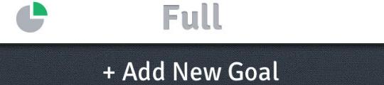 Full: doelen behalen met overzichtelijke iPhone-app