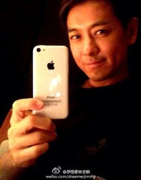 iPhone 5C foto's