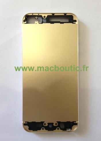 gouden iPhone 5S