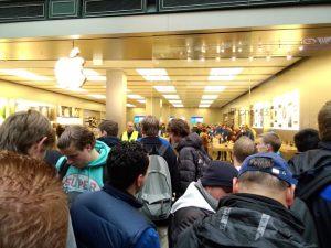 iPhone 5S lancering