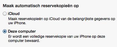 iOS 7 installeren