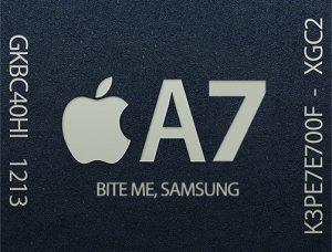 64 bit iPhone chip
