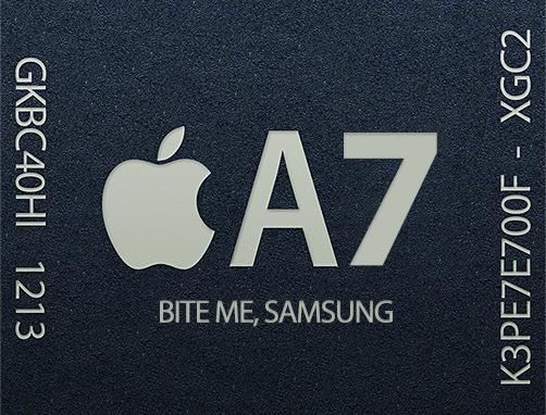 iPhone 64 bit