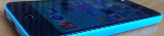 iPhone 5C hands-on: degelijke, kleurrijke topper