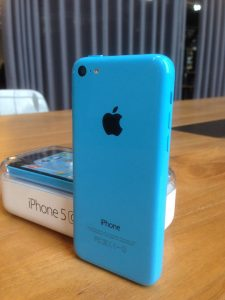 iPhone 5C winnen