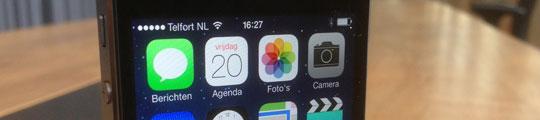 iPhone 5S hands-on: een prestigieuze krachtpatser met chique uitstraling