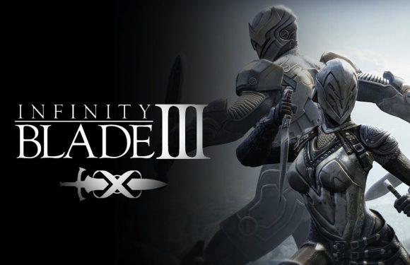 Infinity Blade 3 is Apples gratis app van de week