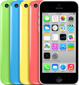 iPhone 5S en iPhone 5C release