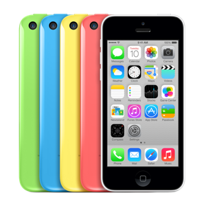 iPHone 5c leverdatum